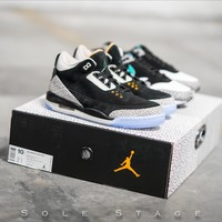 HCXX Air Jordan 3 Retro & Air Max 1 Safari Atmos Pack