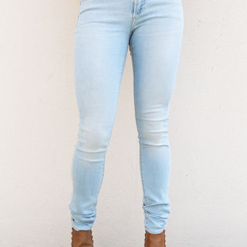 Mya Skinnies Aqua By Articles Of Society