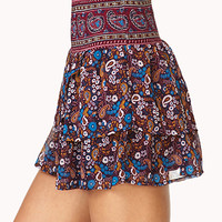Free Spirit Tiered Skirt