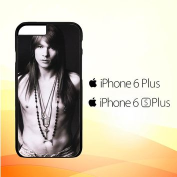 Axl Rose Guns and Roses wallpaper Y0566 iPhone 6 Plus|6S Plus Case