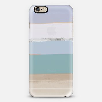 SANDY SHORES iPhone 6s case by Kate | Casetify