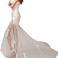 Angel Bride New Prom Ball Gown Dress Maternity Evening Dress with Beaded Bust