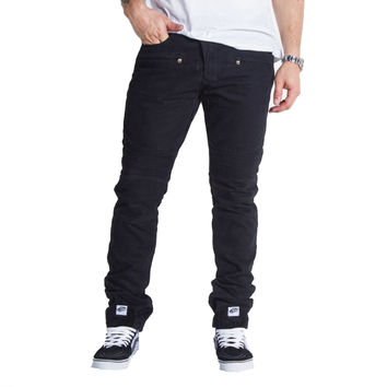 Embellish NYC Elemento Jeans In Black