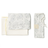 TINY CLOUD BASSINET SHEET & BUNNY RUG – Wilson and Frenchy