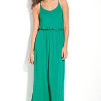 Lush Knit Solid Color Maxi