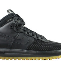 Nike Men's Lunar Force 1 Duckboots Blackout