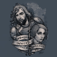 Where the Heart Is - Gallery | TeeFury