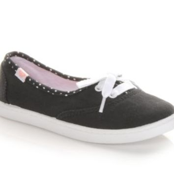 Girls' Roxy RG Abbey Black | Shoe Carnival