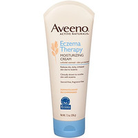 Aveeno Eczema Therapy Moisturizing Cream, 7.3 oz