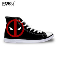 $49.99 Deadpool Printed Shoes (& Chimichangas)