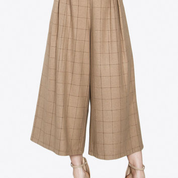Willis Wool Culotte