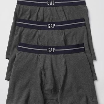 Gap Men Solid Boxer Briefs