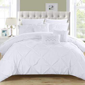 Yamna 10 Piece Comforter Set