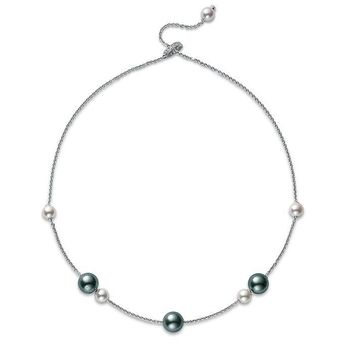 MIKIMOTO Pearl in Motion Necklace