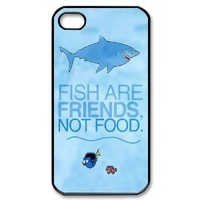 Diy Case Finding Nemo Iphone 4/4S Case Hard Case Fits Sprint, T-mobile, AT&T and Verizon IPhone 4s Case 102314