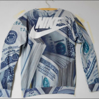 Custom Nike Crewneck *LIMITED*