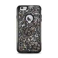 The Small Dark Pebbles Apple iPhone 6 Plus Otterbox Commuter Case Skin Set