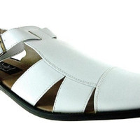 New Men's 33256 Closed Toe Backsling Dress Sandal Shoes