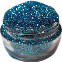 Lumikki Cosmetics Glitter For Eyeshadow / Eye Shadow / Eyes / Face / Lips / Nails Makeup - Compare to NYX - Shimmer Makeup Powder - Holographic Cosmetic Loose Glitter (Castles in the Sky)