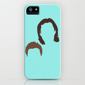 Supernatural Sam and Dean, ya'll iPhone & iPod Case by Impossible Girl