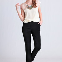 On Broadway Cropped Pants