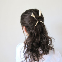 Antler Hair Sticks Small Bone Hair Accessories Horn Chopsticks Hair Toys