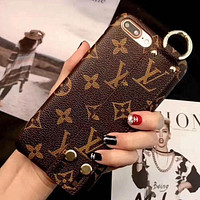 Tagre™ LV Louis Vuitton Fashion Print iPhone Phone Cover Case For iphone 6 6s 6plus 6s-plus 7 7plus