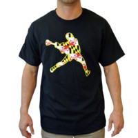 Maryland Laxman Tee | Lacrosse Unlimited