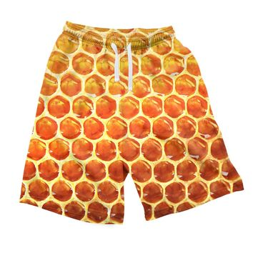 Honeycomb Men's Shorts