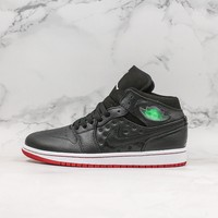 Air Jordan 1 Retro '97 Black White-Gym Red Sneaker - Best Deal Online
