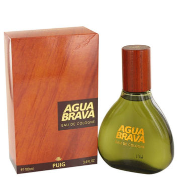 Agua Brava By Antonio Puig Cologne 3.4 Oz