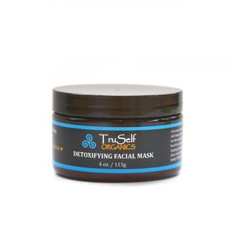 Detoxifying Facial Mask - TruSelf Organics