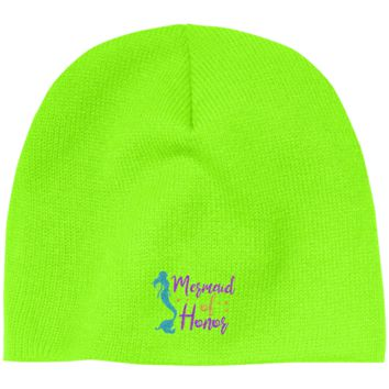 Mermaid Of Honor 100% Acrylic Beanie