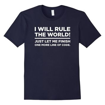 Funny Software Engineer T-Shirt