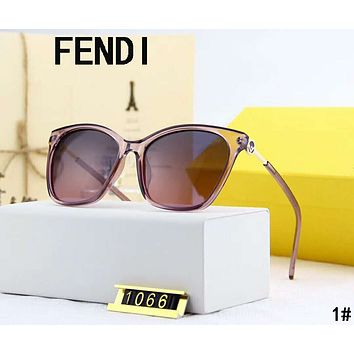 FENDI Shades Eyeglasses Glasses Sunglasses 1#