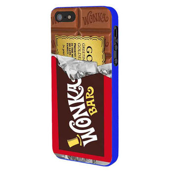 Willy Wonka iPhone 5 Case Available for iPhone 5 iPhone 5s iPhone 5c iPhone 4/4s