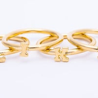 Gold Initial Ring, Stacking Ring, Silver initial ring, Custom Letter Ring, Stackable Rings, Personalized ring, Alphabet ring