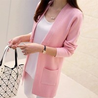 Cardigan For Women With Pockets