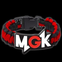 MGK Paracord Bracelet - Show All