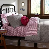 Mini Dot Duvet Cover + Pillowcases