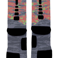 KD VI Cool Grey Custom Nike Elites