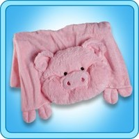 Blankets :: Pig Blanket - My Pillow Pets® | The Official Home of Pillow Pets®