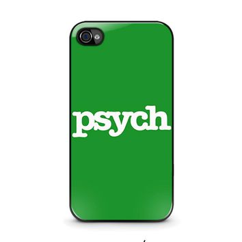 PSYCH iPhone 4 / 4S Case Cover
