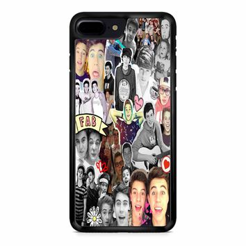 Shawn Mendes Collage 6 iPhone 8 Plus Case