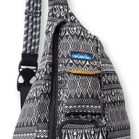 Monogrammed Kavu Rope Bags - Knitty Gritty