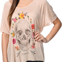 Obey Reincarnation Khaki Harmony Top at Zumiez : PDP
