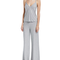 Cosabella Minimalista Rib-Knit Lounge-Pants and Matching Items