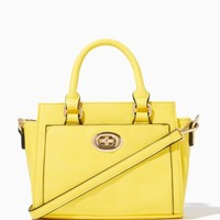 Golden Brook Mini Satchel | Handbags - Citrus Splash | charming charlie