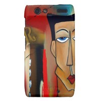 merger-abstract art droid RAZR case