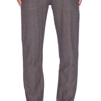 10 Deep Siler Pant in Gray